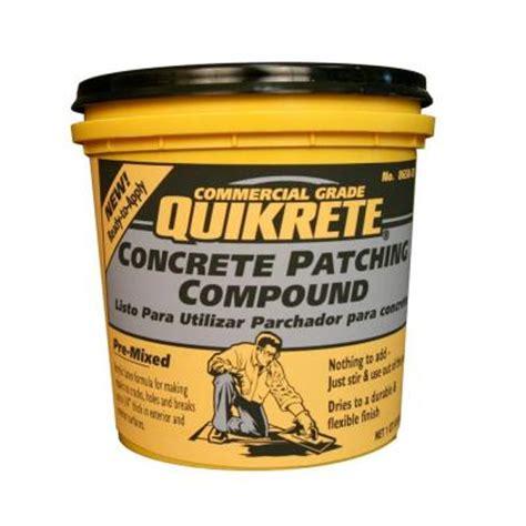 quikrete 1 qt concrete patching compound 865035 the