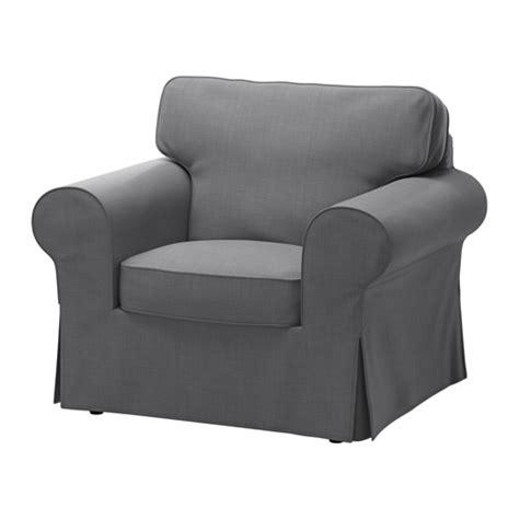 Ektorp Chair Cover Svanby Gray by Ektorp Chair Cover Nordvalla Gray Ikea