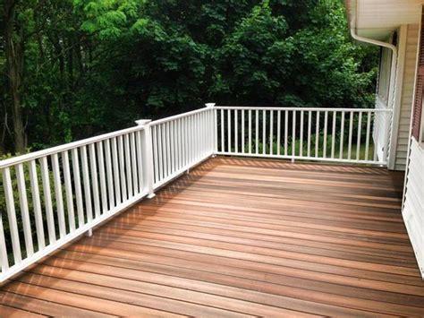 custom deck design building fairport geneva