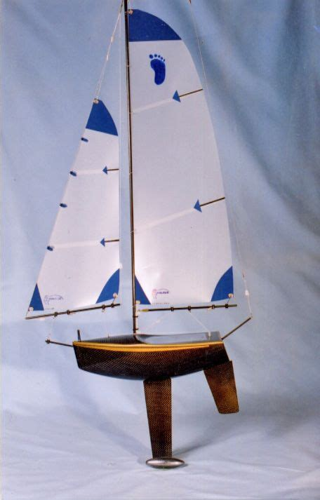 Catamaran Pond Yacht by Footy Pond Yachts Google Search Pond Yachts Model