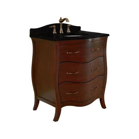 shop allen roth single sink bathroom vanity with top common 30 in x 21 in actual 30 in x