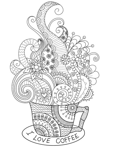 20 Gorgeous Free Printable Adult Coloring Pages   Page 10 of 22   Nerdy Mamma