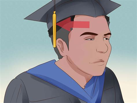 How To Put On Academic Robes For A Graduation Ceremony 13