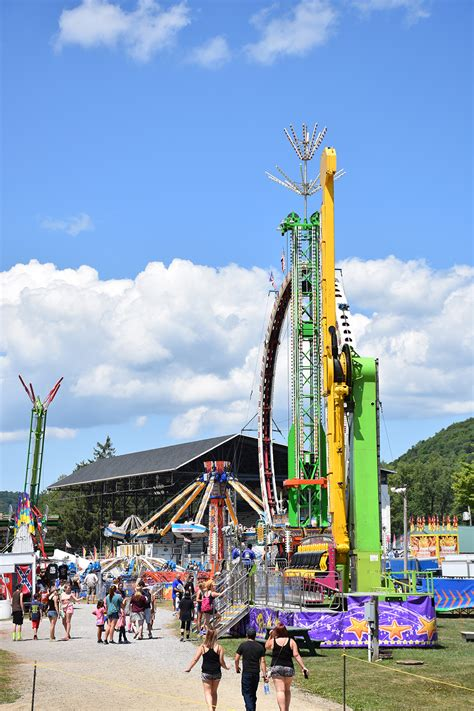 2017 Cattaraugus County Fair  Enchanted Mountains Of