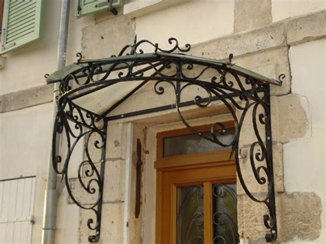 l de faire marquises et portes d fer forg 233 wrought iron iron and door canopy