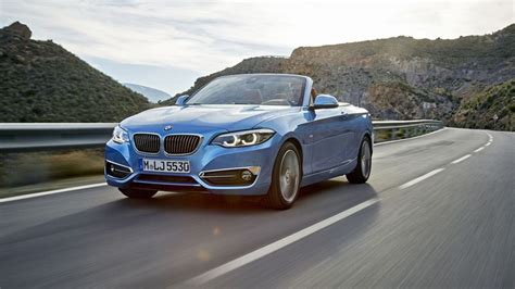 2018 Bmw 2 Series New Peepers And Other Subtle