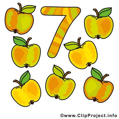 7  Zahlen lernen mit Spass