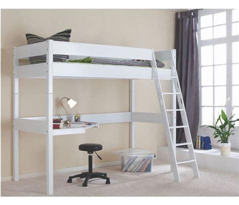 lit superpose avec bureau pour fille visuel 2