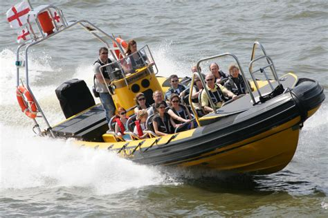 Boat Cruise In East London by London Boat Tours Time Out London