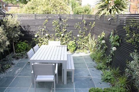 Terrasseabtrennenideen  Garden  Pinterest Tolle