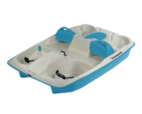 Pedal Boat Ocean by Sun Dolphin Sun Slider 5 Seat Pedal Boat Ocean Sporting