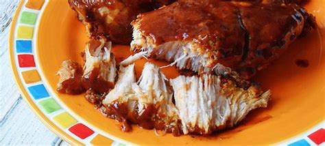Slow Cooker Barbecued Country Style Ribs  Amanda's Cookin