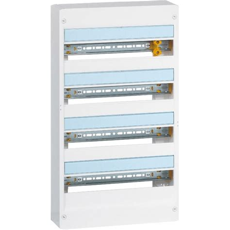coffret drivia 18 modules 4 rang 233 es ip30 ik05 legrand 401224 domomat