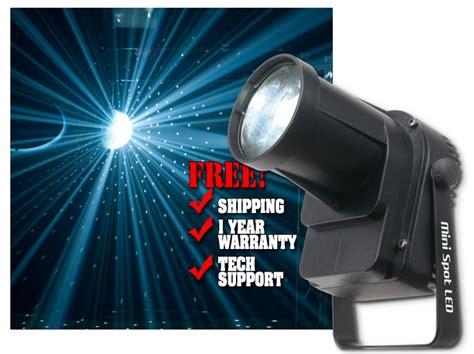 eliminator lighting mini spot led led moving heads led lights 123dj
