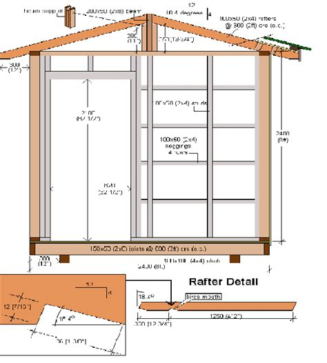 patric guide free 8x12 shed plans
