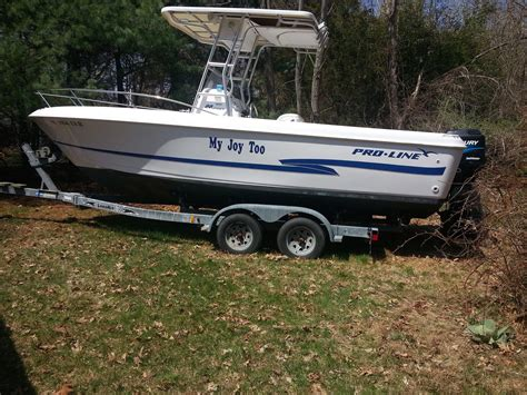Proline Boats For Sale Long Island by 2003 Proline 22 Sport Cc W Trailer The Hull Truth