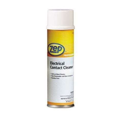 zep professional electrical contact cleaner zpp1041830