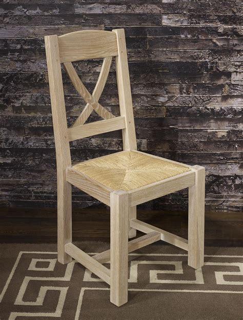 chaise olivier en ch 234 ne massif de style cagnard meuble en ch 234 ne massif