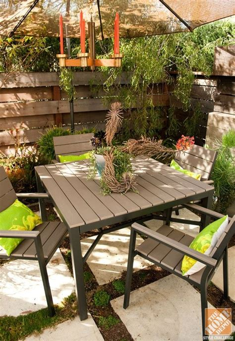small patio decorating ideas back patio