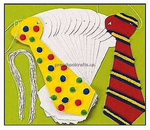 Happy Father's Day Cravat Craft Ideas for Preschool and ...