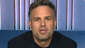 Actor Mark Ruffalo protests with tribe in North Dakota ...