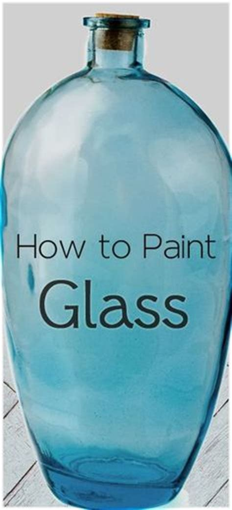 1000 ideas about glass painting designs on