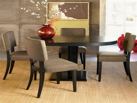 attractive decor with a modern dining room sets