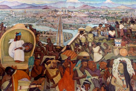diego rivera mural in the national palace mexico city flickr