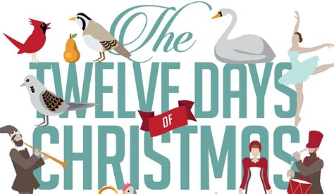 12 Days Of Christmas Giving Winn  Rhyme Business Products