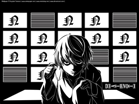 Death Note Wallpaper (36104595)