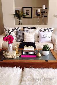 coffee table decor 37 Best Coffee Table Decorating Ideas and Designs for 2018