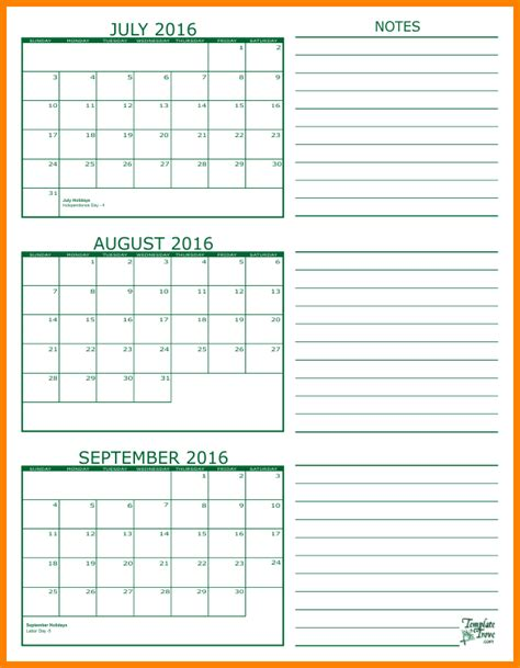 calendar template for june july august 2017 calendar june july august calendar template 2018