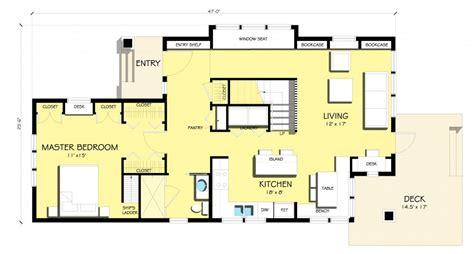 Sip Homes Floor Plans New Not So Big Bungalow-new Home