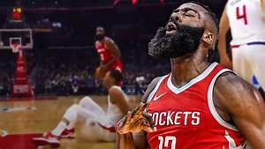 Rockets news: James Harden reveals what went through his ...