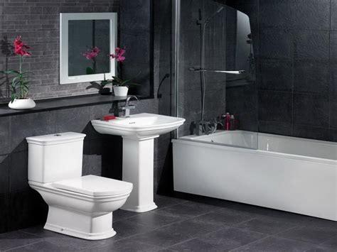 black and bathroom designs home design elements
