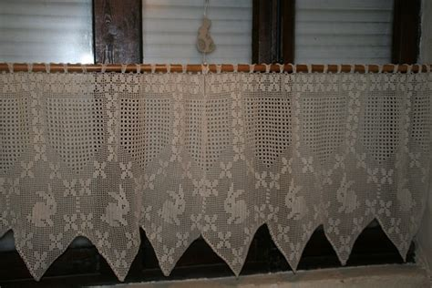 modele crochet rideau gratuit 10