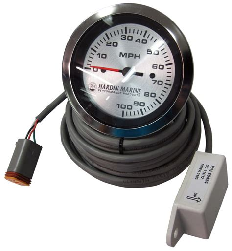 Gps Boat Speedometer by Cp Performance 100 Mph Gps Speedometer Gauge Kit 3 3 8 Quot