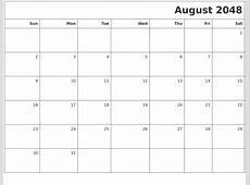 September 2048 Free Online Calendar