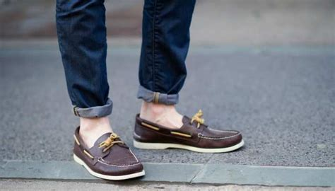 Boat Shoes Jeans by Our Top Tips On How To Wear Boat Shoes The Idle Man