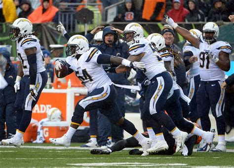 How Did The Chargers Defense Make That Shift?