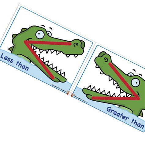 Greater Thanless Than Crocodile Posters