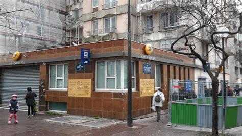 bureau de poste olympiades 224 en m 233 tro