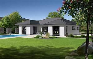Haus Bungalow Modern : haustyp elegance 135 w hartl haus ~ Markanthonyermac.com Haus und Dekorationen