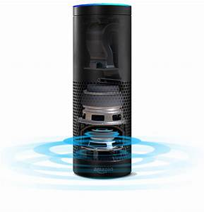 Amazon Echo - Amazon Official Site - Alexa-Enabled