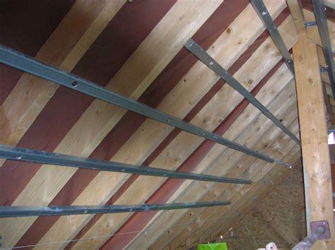 rail placo pour plafond en pente communaut 233 leroy merlin