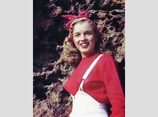 PreFame Marilyn Monroe Is Barely Recognizable In Rare