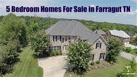 5 bedroom homes for sale in farragut tn