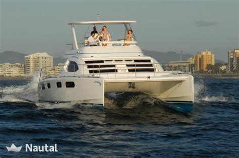 Catamaran Charter Florida by Katamaran Chartern Leopard 47 Im Miami Beach South