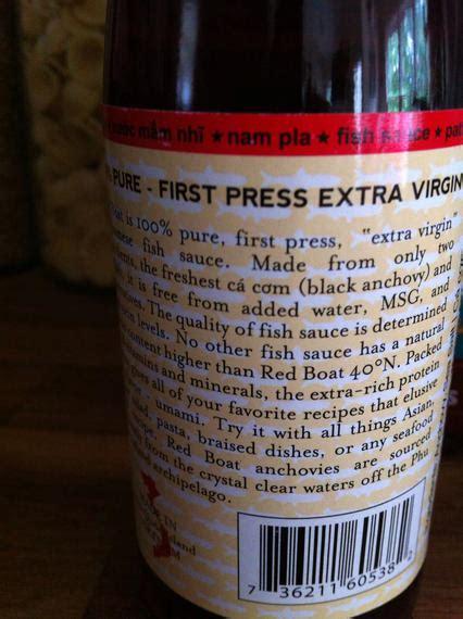 Red Boat Fish Sauce Edmonton by Review Atlanta