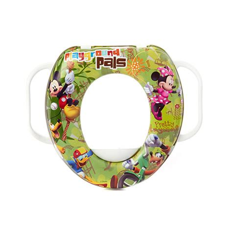 disney mickey mouse potty seat with handle boscov s